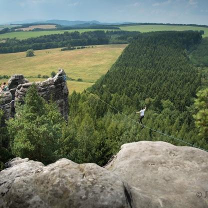Adrspach, Czech Republic